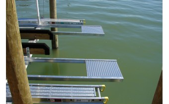 6 foot Aluminum Work Access Platform