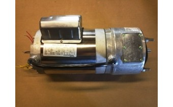 1hp SS Motor, 1725rpm with brake