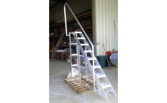 Aluminum Steps - CUSTOM