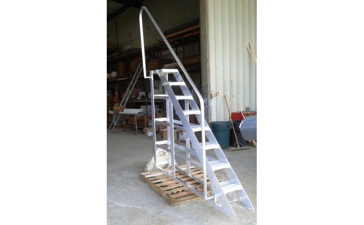 Aluminum Steps - CUSTOM