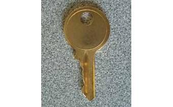 Remote Control Unit Spare Key