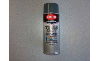 Silver Krylon Spray Paint