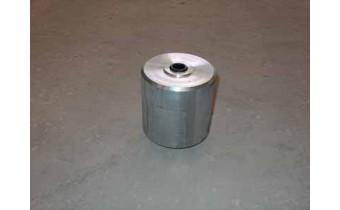 Wheel 5 x 5 inch Aluminum