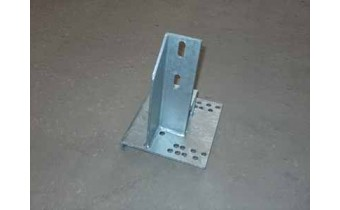 Standard Cradle Chock with 3 inch Riser