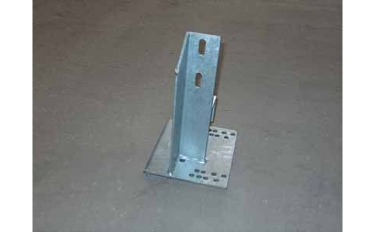 Standard Cradle Chock with 6 inch Riser