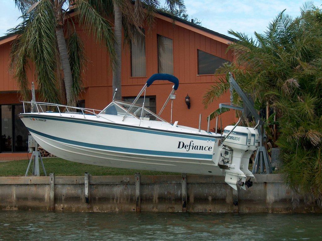 Davit Master Boat Davits on